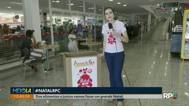 Árvore do Bem: caixas de arrecadação estão em supermercados da região norte de Cascavel - Natal da RPC vai beneficiar sete entidades de Cascavel e uma de Toledo. Campanha termina no dia 16 de dezembro.