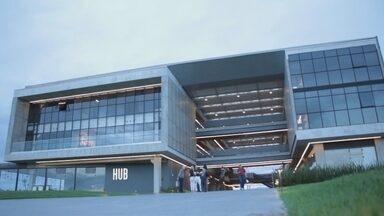 Parque Tecnológico de Joinville vira referência e fortalece setor na região - Parque Tecnológico de Joinville vira referência e fortalece setor na região