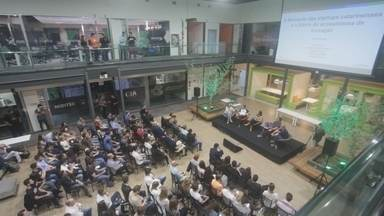 Evento discute tendências da inovação em Florianópolis - Evento discute tendências da inovação em Florianópolis