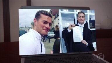 Uma das vítimas do atentado a faca em Londres é identificada - Jack Merrit tinha 25 anos, era formado na Universidade de Cambridge e trabalhava num programa de reintegração social de presidiários.