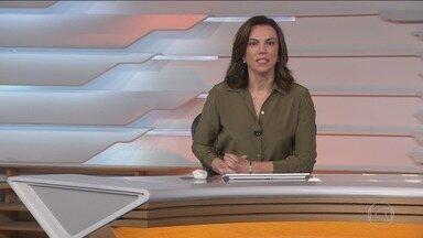 Bom dia Brasil - Edição de terça-feira, 03/12/2019 - O telejornal, com apresentação de Chico Pinheiro e Ana Paula Araújo, exibe as primeiras notícias do dia no Brasil e no mundo e repercute os fatos mais relevantes.