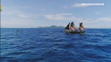 Travessia Em Alto Mar