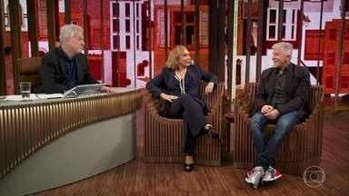 Programa de 03/12/2019 - A dupla Arlete Salles e Miguel Falabella conversa sobre a série 'Eu, a Vó e a Boi'.