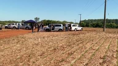 Bandidos são mortos em confronto com a Brigada Militar em Tuparendi - Eles tinham roubado uma carga de cigarros em Horizontina.