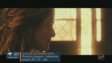 """'Em Cena': festival de cinema com sessões gratuitas é realizado em Indaiatuba - O """"Brazilian Film Festival"""" começa nesta quinta-feira (5) e vai exibir filmes nacionais."""