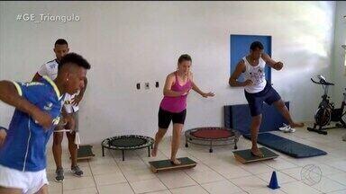 Ambulatório de medicina esportiva atende atletas em Uberaba - Espaço foi inaugurado há um ano e se tornou referência para todas as modalidades. mais de 600 atendimentos já foram realizados