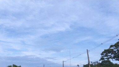Sol aparece pouco e tempo deve ficar nublado no Acre nesta sexta-feira (6) - Sol aparece pouco e tempo deve ficar nublado no Acre nesta sexta-feira (6)