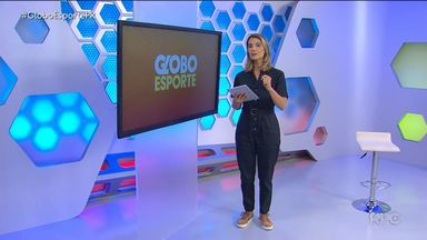Confira a íntegra da edição do Globo Esporte-PR desta sexta-feira, 6/12 - Confira a íntegra da edição do Globo Esporte-PR desta sexta-feira, 6/12
