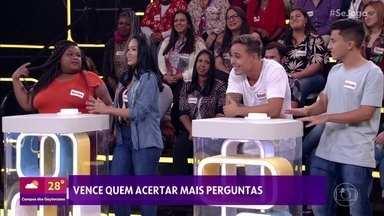 Confira o 'ABC do Brasil' desta semana - Duplas precisam responder a perguntas sobre o país