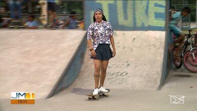 Festival reúne skatistas em São Luís - Praticantes enxergam esse esporte como um estilo de vida.