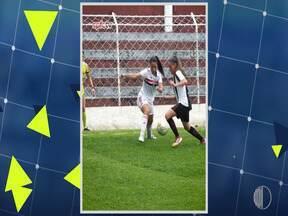 Mogiana Giovana dá drible desconcertante na final do Paulista de futebol feminino sub-17 - A Giovana, que é atacante do São Paulo, esbanjou categoria na decisão do título contra o Santos, onde o Tricolor saiu campeão.