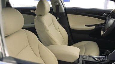 Interior dos carros ganham opções de cores mais claras - Tendência se consolida entre os consumidores no Brasil.
