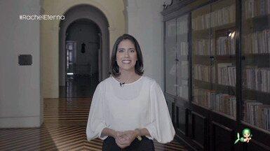 Especial Rachel Eterna (bloco 3) - Programa especial apresentado por Raíssa Câmara mostra a trajetória de Rachel de Queiroz com participação de parentes, amigos, fãs e colegas de trabalho.
