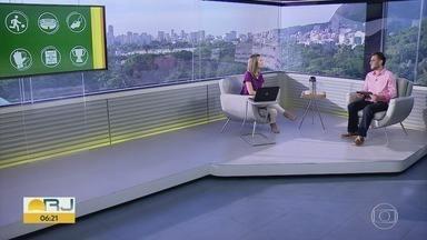 Bom dia Rio - Edição de segunda-feira, 09/12/2019 - As primeiras notícias do Rio de Janeiro, apresentadas por Flávio Fachel, com prestação de serviço, boletins de trânsito e previsão do tempo.