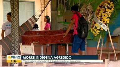 Morre indígena após ser agredido a pauladas dentro de uma feira de Manaus - Vítima estava internada há 5 dias depois de ser espancado.