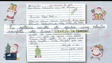 Adote uma cartinha do projeto Papai Noel dos Correios: Confira alguns pedidos! - Adote uma cartinha do projeto Papai Noel dos Correios: Confira os pedidos!