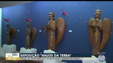 Museu do Piauí está com programação especial de Natal - Museu do Piauí está com programação especial de Natal