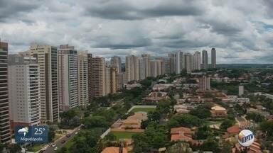 Confira a previsão do tempo para esta segunda-feira (9) na região de Ribeirão Preto - Temperatura chega a 30° C.