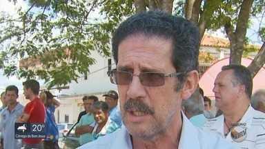 Prefeito de Carmo da Cachoeira morre aos 67 anos - Prefeito de Carmo da Cachoeira morre aos 67 anos