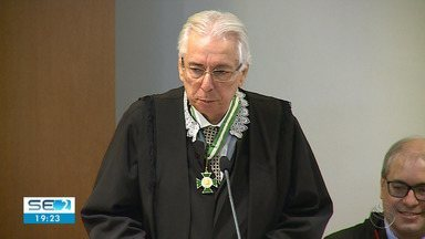 Tribunal de Contas do Estado tem novo presidente para o próximo biênio - Tribunal de Contas do Estado tem novo presidente para o próximo biênio.