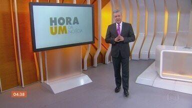 Hora 1 - Edição de quarta-feira, 11/12/2019 - Os assuntos mais importantes do Brasil e do mundo, com apresentação de Roberto Kovalick.