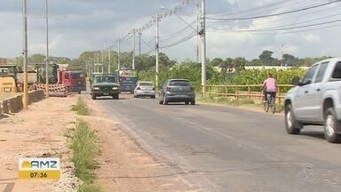 Ponte da Lagoa dos Índios será interditada nos dias 13 e 14 de dezembro - Ponte da Lagoa dos Índios será interditada nos dias 13 e 14 de dezembro