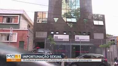 18 mulheres já denunciaram ginecologista por abusos em BH - Edilei Rosa de Novaes de 74 anos está afastado do trabalho enquanto responde por inquérito de importunação sexual.