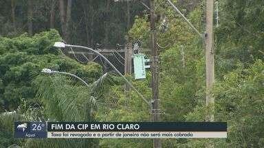 Taxa de iluminação pública é revogada em Rio Claro - A partir de janeiro valor não será mais cobrado.