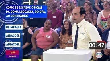 Severino e Theobaldo disputam o 'ABC do Brasil' - Detetives do Prédio Azul respondem a perguntas sobre o universo infantil