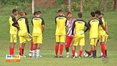 União se prepara para Copa São Paulo de Futebol Junior - União se prepara para Copa São Paulo de Futebol Junior