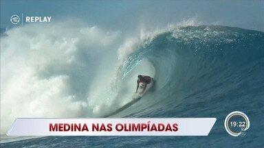 Medina garante vaga nas olimpíadas - Confira