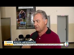 Evento debate situação de poços artesianos na região - Evento será nesta quarta-feira.