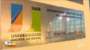 Pólo da universidade aberta do Brasil completa dez anos de implantação em Santa Inês - Durante esse período, milhares de pessoas já se formaram estudando de graça e à distância.