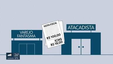 Receita investiga empresas que sonegavam ICMS - Segundo o governo, o rombo aos cofres públicos passa de R$20 milhões.