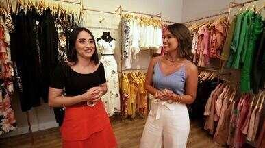 'Tá na Moda' traz dicas de looks para o fim de ano - Cris Ikeda mostra quais são as tendências para curtir as festas
