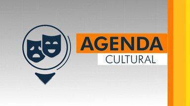 Agenda cultural - Confira a programação para o fim de semana