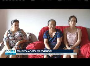 Família de pedreiro atropelado em Portugal tenta arrecadar mais de R$ 50 mil para traslado - Família iniciou campanha nas redes sociais para arrecadar o dinheiro. Werlen Ramos foi atingido por um veículo enquanto empurrava um carro com outros três amigos.