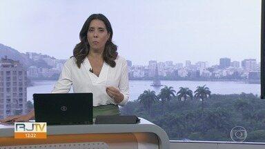 RJ1 - Íntegra 14/12/2019 - O telejornal, apresentado por Mariana Gross, exibe as principais notícias do Rio, com prestação de serviço e previsão do tempo.