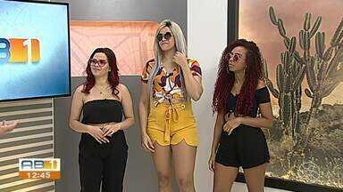 Banda Sedutora é entrevistada no AB1 - Grupo se apresenta neste sábado (14) em Caruaru.
