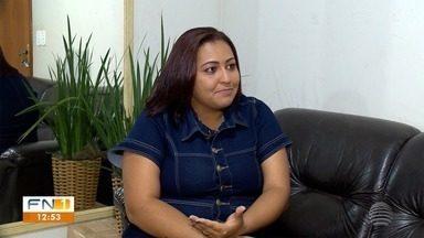 Cantora gospel mostra talento musical na região de Presidente Prudente - Cristiane Rocha participa do 'Entre Nós', com Bruna Bachega.