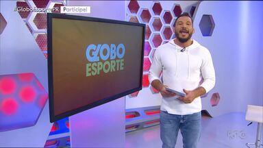 Confira a íntegra da edição do Globo Esporte-PR deste sábado, 14/12 - Confira a íntegra da edição do Globo Esporte-PR deste sábado, 14/12
