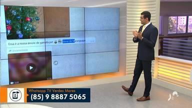 Confira a participação dos telespectadores no CE1 - Confira mais notícias em g1.globo.com/ce