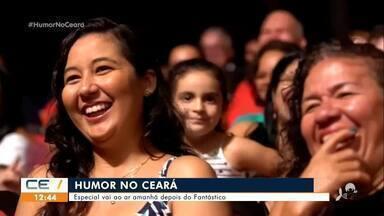 Mais de 10 humoristas se reúnem em show de humor na Capital - Saiba mais no g1.com.br/ce