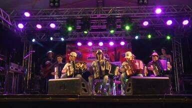 Orquestra sanfônica se apresenta na Virada Cultural de Floriano - Orquestra sanfônica se apresenta na Virada Cultural de Floriano
