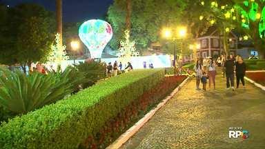 Parada de Natal em Guarapuava - Evento será neste domingo (15), na praça 9 de Dezembro, no centro.