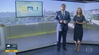 Bom dia Rio - Edição de segunda-feira, 16/12/2019 - As primeiras notícias do Rio de Janeiro, apresentadas por Flávio Fachel, com prestação de serviço, boletins de trânsito e previsão do tempo.