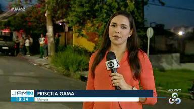 Manaus tem tarde marcada por dois incêndios nesta terça-feira (17) - Uma das ocorrências foi registrada no Vieiralves.