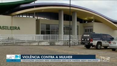 Mais de 7 mil medidas protetivas foram pedidas contra homens agressores no Maranhão - No entanto, as estatísticas apontam que quase todas as mulheres vítimas de feminicídio não procuraram a ajuda das instituições.