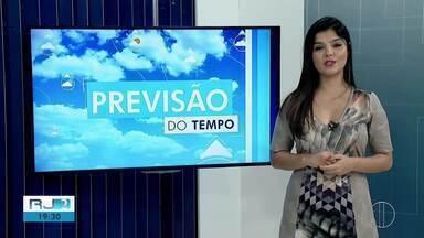 Confira a previsão do tempo para esta quarta, dia 18 de dezembro de 2019 - Veja como ficam as temperaturas nas cidades do interior do Rio.