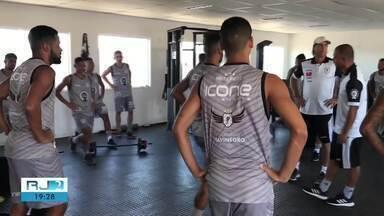 Com técnico certificado na Argentina, Americano se prepara para a estreia na Seletiva - Time estreia na Seletiva do Carioca no domingo (22).